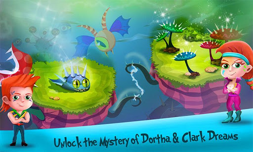 Dortha & Clark: Dream Adventure Runner Games