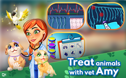 Dr. Cares - Amy's Pet Clinic 🐈 🐕