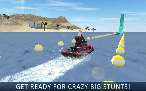 Jetski Water Racing: Xtreme Speeds