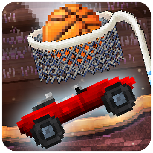 Pixel Cars Basketball