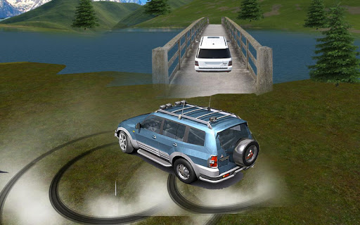 Real Land Cruiser Drive: Jeep Games