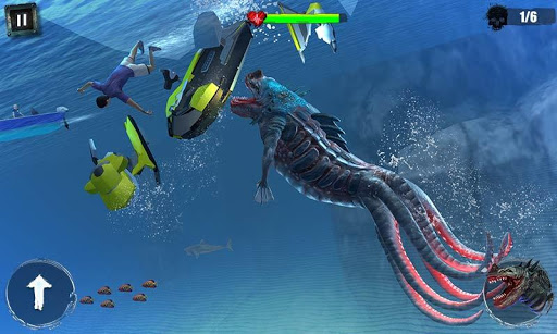 Sea Dragon Simulator