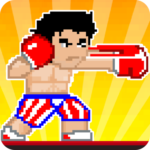 Boxing Fighter; Arcade Game