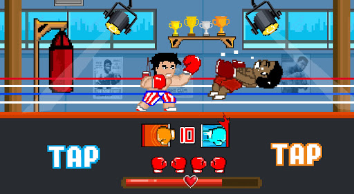 Boxing Fighter ; Arcade Game