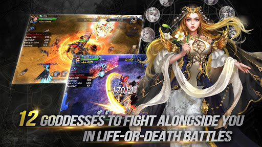 Goddess: Primal Chaos - SEA Free 3D Action MMORPG