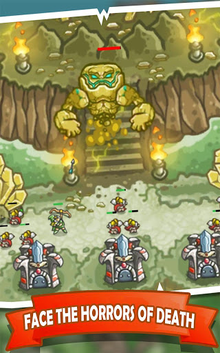 Kingdom Defense 2: Sword Hero
