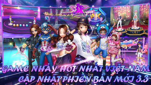Super Dancer VN