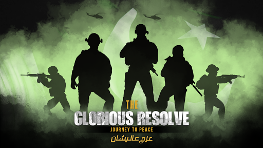 The Glorious Resolve: Journey To Peace