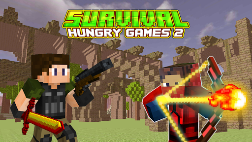 The Survival Hungry Games 2
