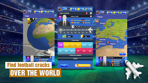 Mobile Football Manager V2.0.0 Mod Apk
