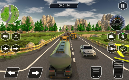 Dr. Truck Driver : Real Truck Simulator 3D