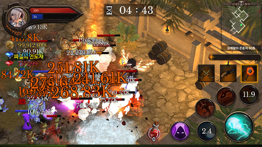 Hack Dungeon Chronicle v2.3 Mod Apk Dungeon-chronicle_1