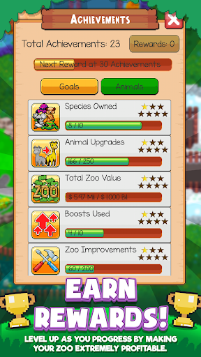 Idle Zoo Tycoon: Tap, Build & Upgrade a Custom Zoo