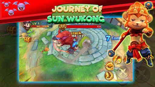 Journey Of Sun Wukong