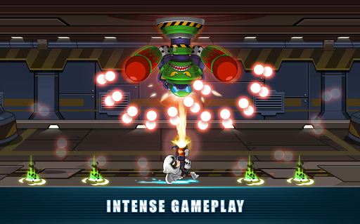 Mega Shooter: Infinity Space War (Galaxy Heroes)