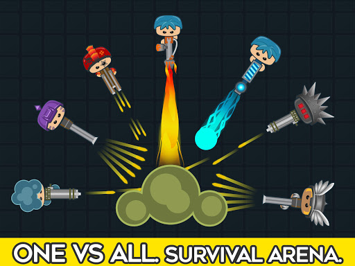 Mobg.io Survive Battle Royale