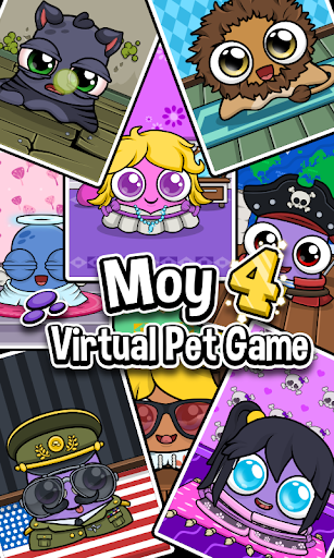 Moy 4? Virtual Pet Game