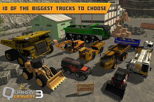 Quarry Driver 3: Giant Trucks