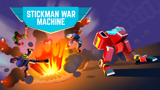 Stickman War Machine