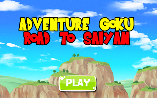 Adventure Goku: Road To Saiyan
