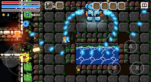 Flame Knight: Roguelike Game