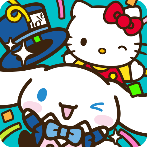 Hello Kitty Friends - Tap & Pop, Adorable Puzzles