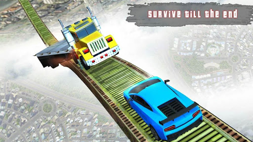 Impossible Tracks - Driving Games