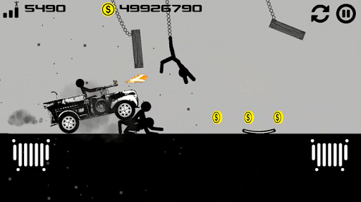 Monster Truck Killer: Free Racing Car