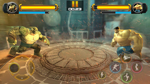 Superhero Fighting Games 3D - War of Infinity Gods