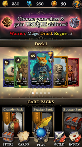 Guild Loot : Cooperative TCG