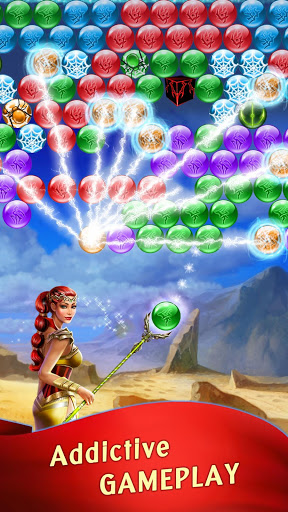 Lost Bubble - Bubble Shooter