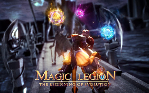 Magic Legion - Hero Legend