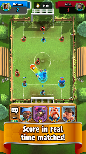 Soccer Royale 2018, a ultimate football clash!
