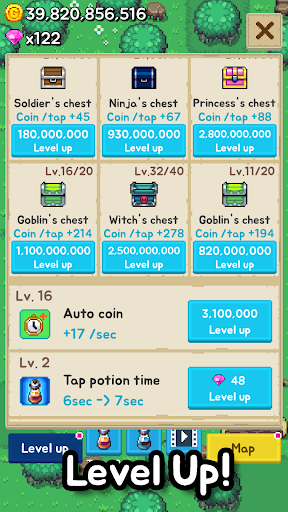 Tap Chest (Idle Clicker Game)