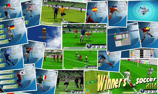 Winner Soccer Evolution