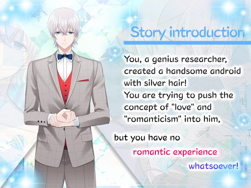 A.I. -A New Kind of Love- | Otome Dating Sim games