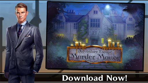 Adventure Escape: Murder Manor