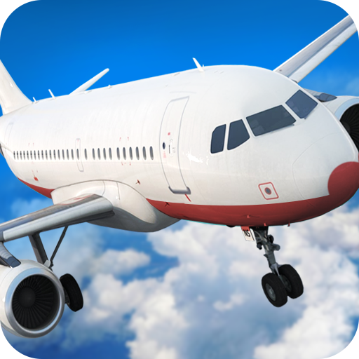 Airplane Go: Real Flight Simulation