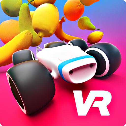 All-Star Fruit Racing VR