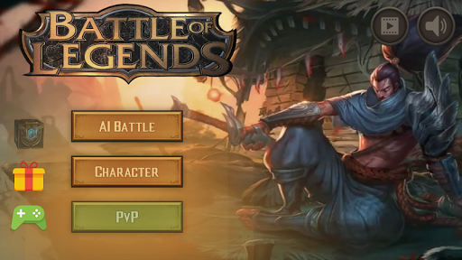 Battle of Legends