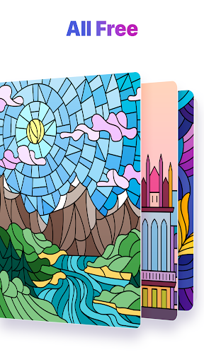 Color by number new coloring book v2 1 0 mod apk Coloring book 2018 apk