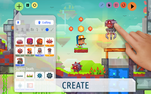 Createrria 2: Craft Your Games!