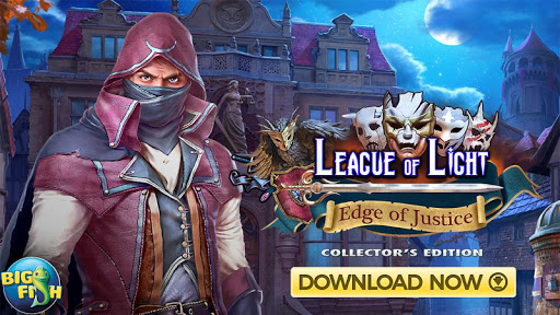 Hidden Objects - League of Light: Edge of Justice
