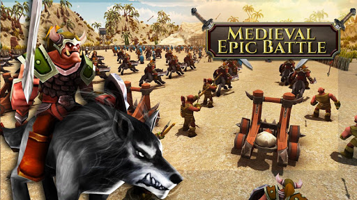 Medieval Epic Battle Simulator – War Strategy Game