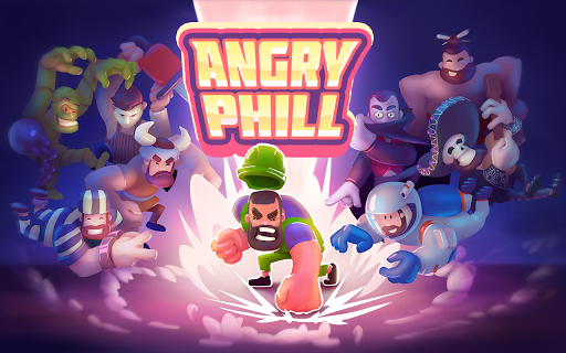 Angry Phill