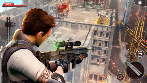 City Police Sniper 2018 - Best FPS Shooter