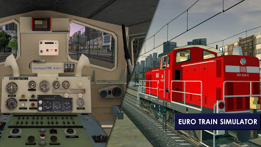Euro Train Simulator 2