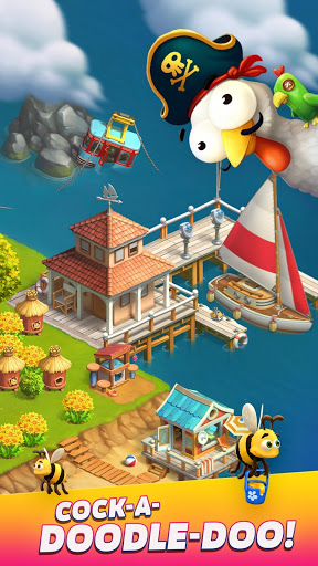 Funky Bay - Farm & Adventure game