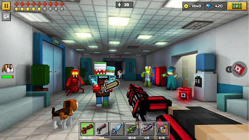 Pixel Gun 3D: Survival shooter & Battle Royale
