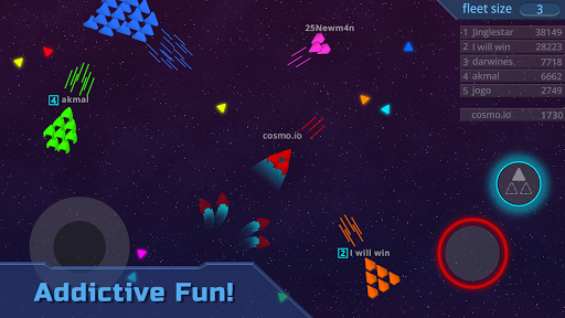 Cosmo.io Space Shooter